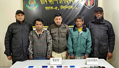 3 held with yaba worth Tk5.19 lakh in...