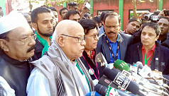 Muhith rejects BNP allegations of barring...