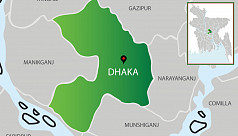 Police recover man's body at Dhaka...