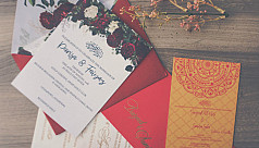 Customized wedding cards for your big...