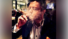 Famous smokes: Going unsocial