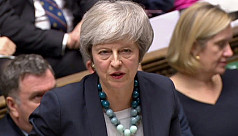 May heads to Europe in bid to save Brexit...
