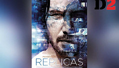 Keanu Reeves sci-fi thriller 'Replicas' to release on January