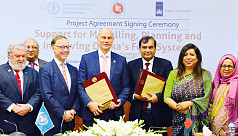 FAO to initiate project on revamping Dhaka's food system