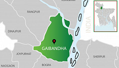 Two Allahr Dal operatives held in Gaibandha