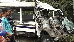 11 killed in road crashes in three...