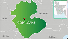 7 suspected members of inter-district robbery gang arrested in Gopalganj