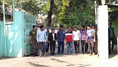 7 held over question paper leak