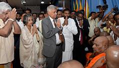 Sri Lanka president names new cabinet...