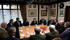 UK ministers meet to step up no-deal...