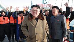 US sanctions top Kim Jong Un aides over...