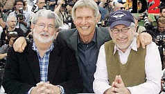 George Lucas' film empire tops Forbes...