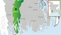 Explosion near police station in Khulna