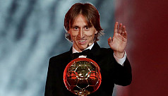 Modric, from Croatian war child to Ballon...