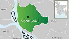Mother and son found dead in Manikganj