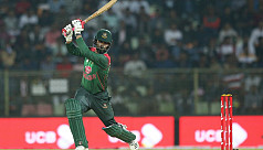 Tamim, Soumya fiftes give Tigers series...