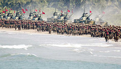 Rakhine rebels: 'No peace by prayer'...