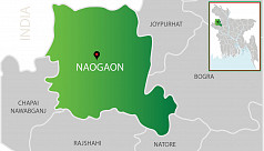 Naogaon was freed 2 days after final victory