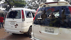 1 shot as assailants vandalize BNP campaign...