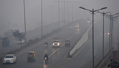 Delhi chokes as pollution levels hit...