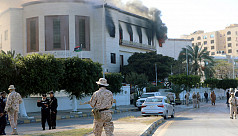 Three dead in suicide attack on Libyan...