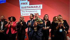 Europe's declining socialists focus...