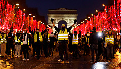 Paris New Year's Eve bash is on despite...
