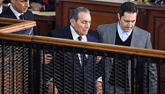 Egypt's Mubarak asks Sisi for 'permission' to testify in Morsi trial