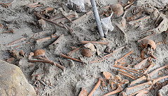 Sri Lanka's biggest mass grave unrelated...