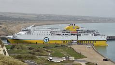 UK splashes £100 million on ferries...