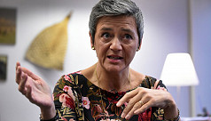 EU competition commissioner says second...