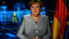 Merkel: Germany must fight for our...