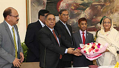 PM: BNP, Jamaat plan to kill police...