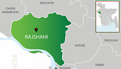 Husband burns wife's face by throwing flammable substance in Rajshahi