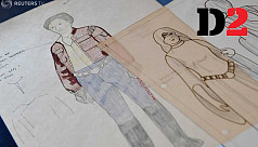 'Star Wars' costumes sketchbooks fetches...