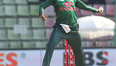 Shakib ruled out of New Zealand ODIs...