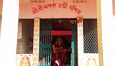 4 temples robbed in 2 days in...