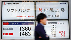Tokyo stocks plunge in Christmas...