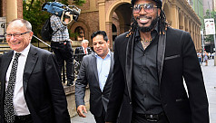 West Indies batsman Gayle awarded $220k...