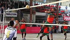 BPDB, Navy into Victory Day Volleyball...