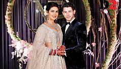 Priyanka Chopra, Nick Jonas celebrate...