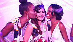 The Flag Girl crowned Miss Culture Worldwide