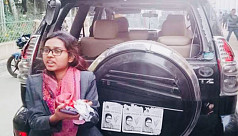 BNP candidate Priyanka's campaign attacked...