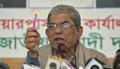 Fakhrul: Not sculptures, restoring democracy is the issue for BNP