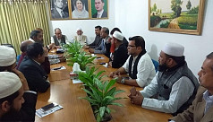 BNP holds meeting with 20-party alliance...