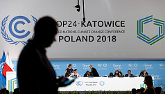 UN climate negotiators sweat over detail...
