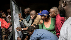DR Congo awaits result after volatile...