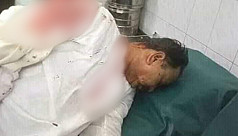 Gayeshwar Chandra Roy attacked in...
