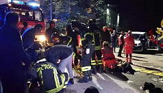 6 killed in Italy nightclub stampede