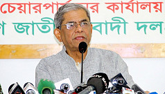 Fakhrul: Govt desperate to continue dangerous misrule